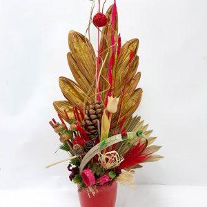 Aranžmani od suvog cveća – 005