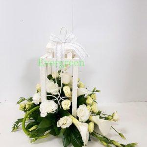 Aranžmani za venčanja – 012 Neobičan aranžman za venčanje