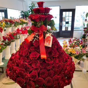 Korpa 215 ruža – 010