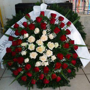 Venac – 012 Venac od ruža