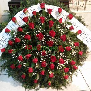 Venac – 011 Venac od ruža