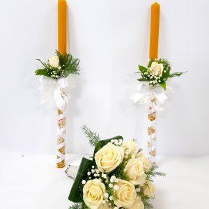 Bidermajer – 083 Sveće za venčanje