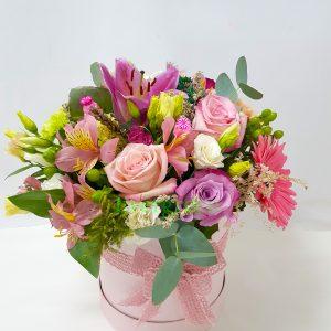 Aranžmani u kutiji – Flower Box – 027