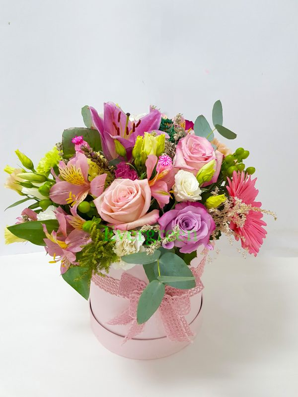 Flower box 027