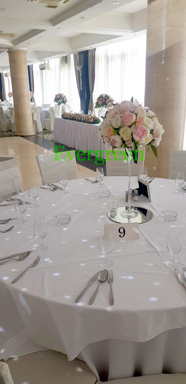Dekoracija mladenačkog stola 018