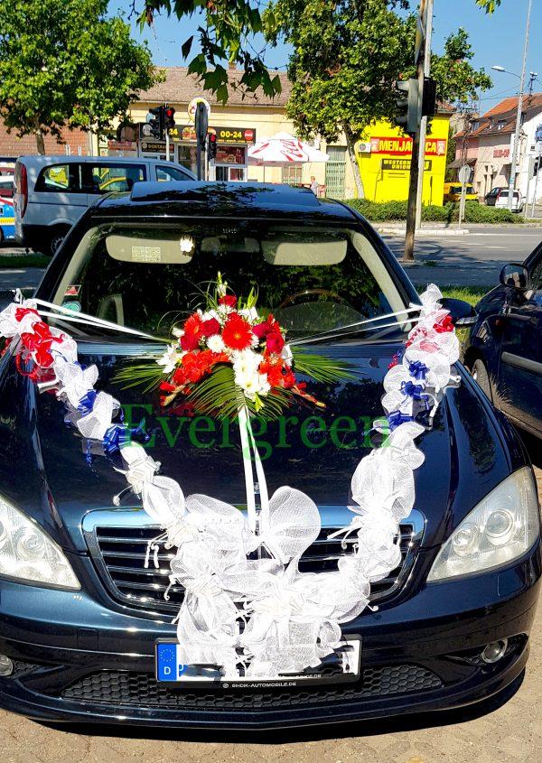 Dekoracija automobila 14