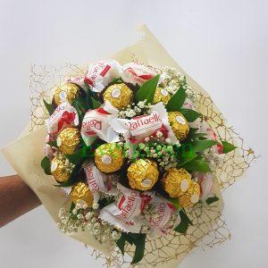 Bidermajer – 091 Bidermajer od čokoladica