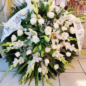 Venac – 008 Venac za sahranu