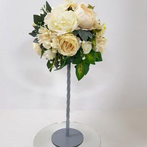 Veštački cvetni aranžmani za svadbu – 003