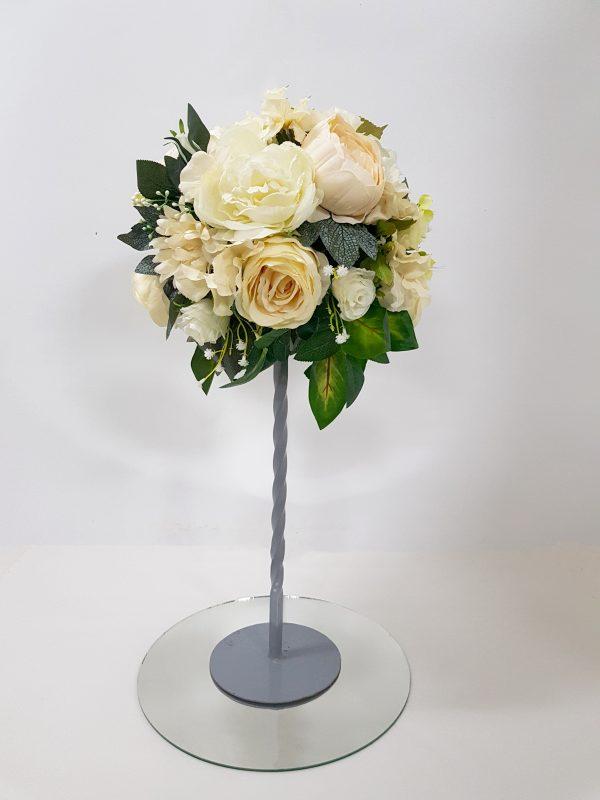 Veštački cvetni aranžmani za svadu za iznajmljivanje 017