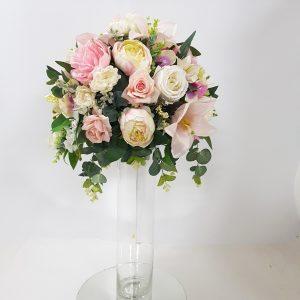 Veštački cvetni aranžmani za svadbu – 001