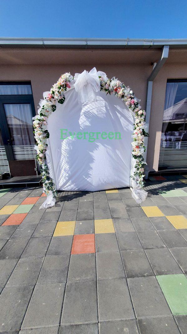 Veštački cvetni aranžmani za svadu za iznajmljivanje 015